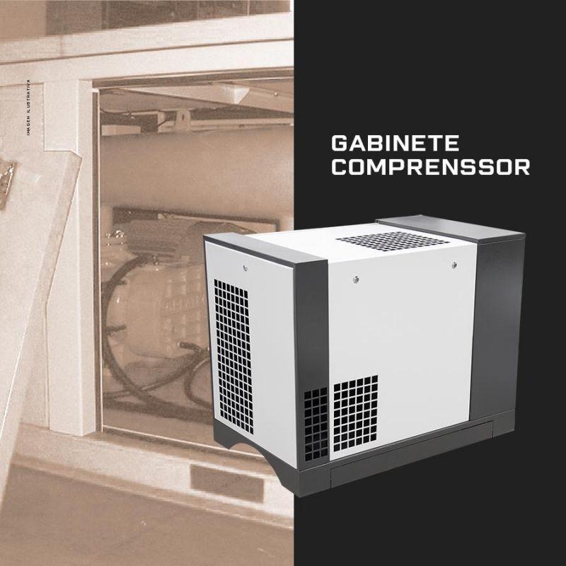 Gabinete de compressor