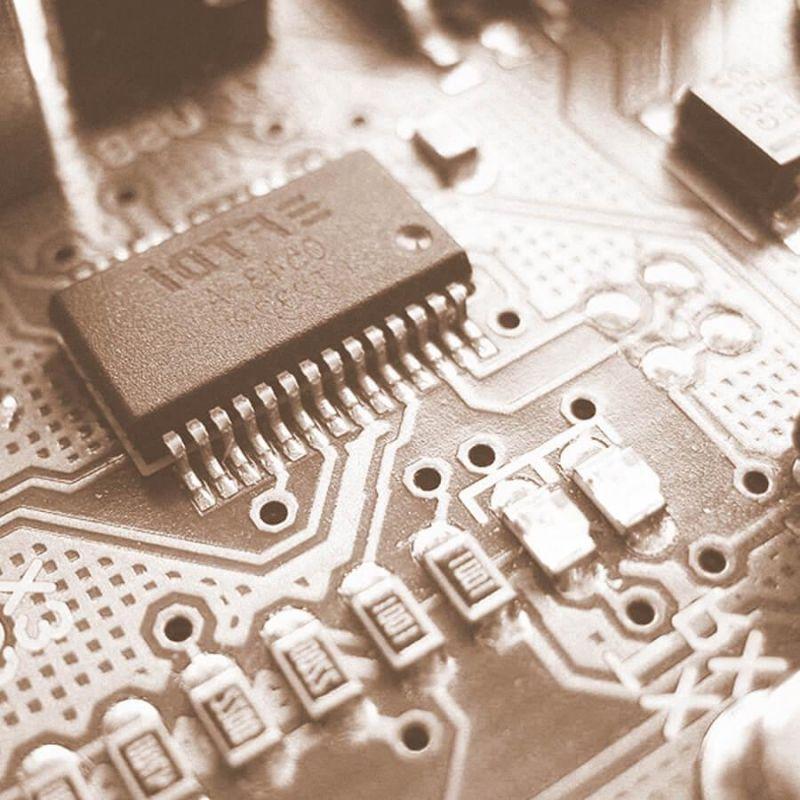 Carenagem de maquina para segmento Eletrônico