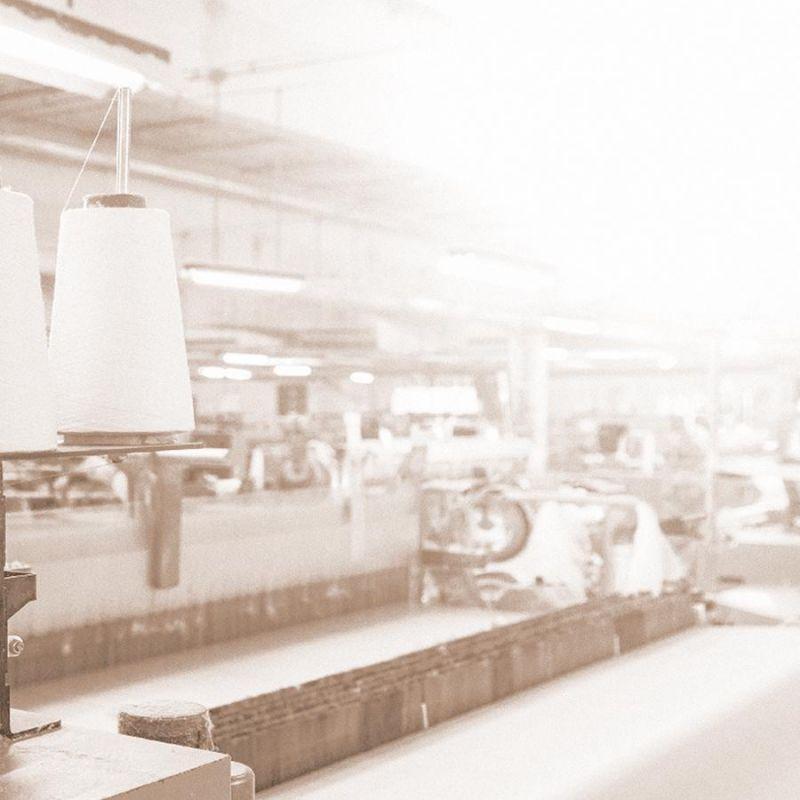 Carenagem de maquina para segmento têxtil