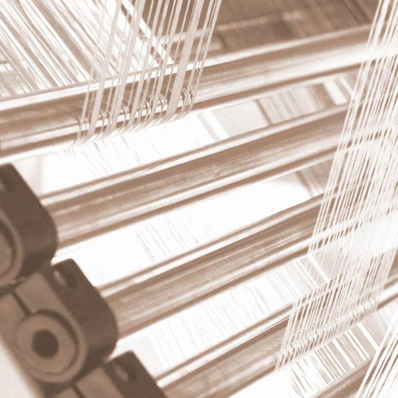 Componente de maquina para segmento Têxtil